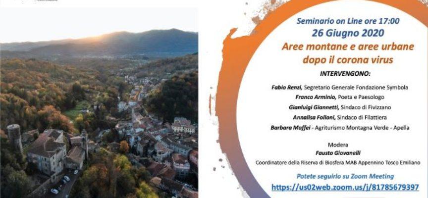 Lunigiana: Aree montane e aree urbane dopo il Covid-19