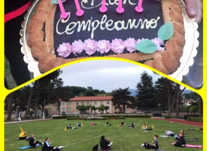 """FORNACI DI BARGA – Compleanno del Settore Danza al """" Campone """"."""