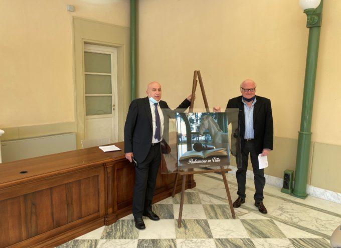 Parliamone in Villa – il talk show novità 2020 di Villa Bertelli sarà il protagonista dell'estate.