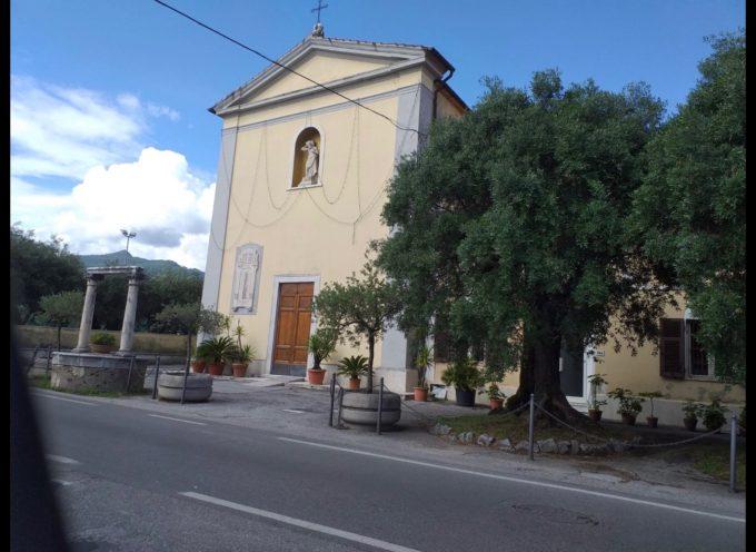 Al via i lavori di recupero della Chiesa di S.Bartolomeo a Ponterosso di Pietrasanta