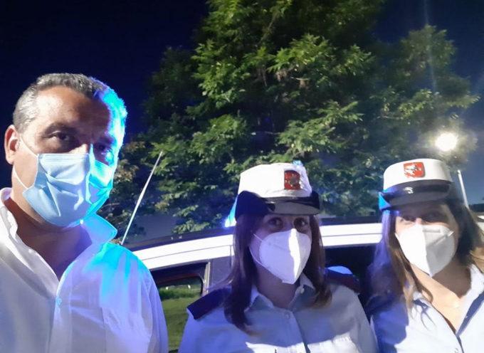 Turni serali e festivi della polizia municipale, Porcari investe in sicurezza