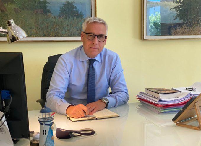 """Del Ghingaro, partita la corsa al secondo mandato: """"Oggi la gara per i lavori alla Terrazza"""""""