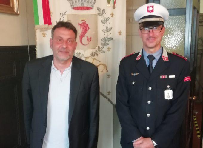 Fabrizio Natalini nuovo comandante della polizia municipale di Pescia