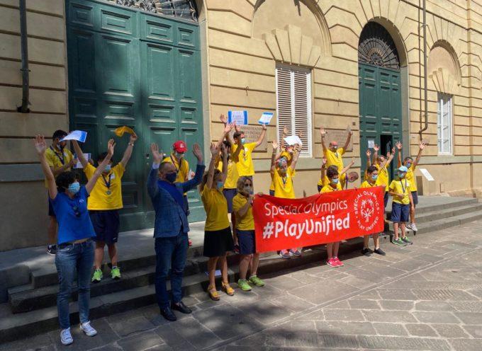 PREMIATI IN PROVINCIA 17 ATLETI LUCCHESI CHE HANNO PRESO PARTE AGLI SMART GAMES 2020 DI SPECIAL OLYMPICS