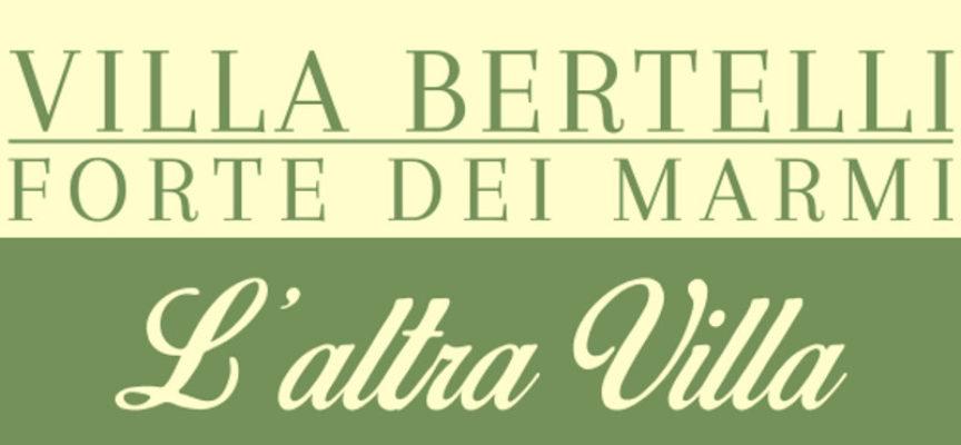 """Torna a Villa Bertelli la rassegna estiva """"L'altra Villa """""""