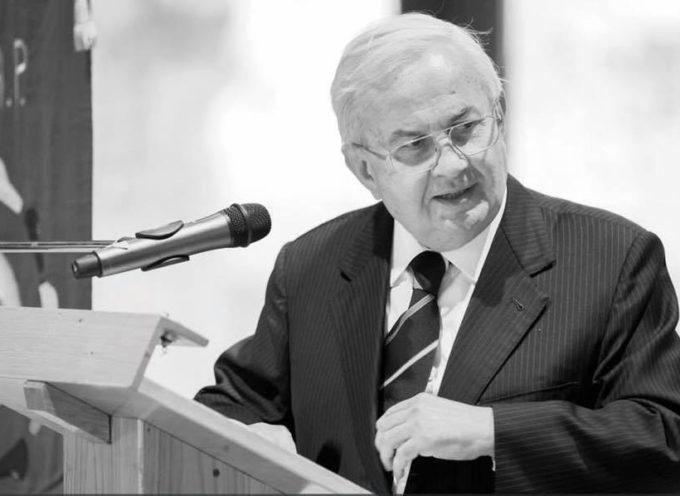 La Fondazione Arpa piange la scomparsa del suo Presidente, il Prof. Franco Mosca
