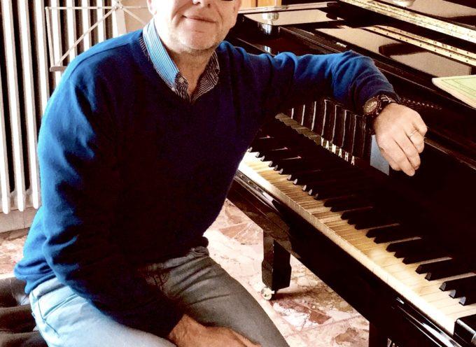 Il pianista Giovanni Passalia interpreta La Musica delle Tenebre