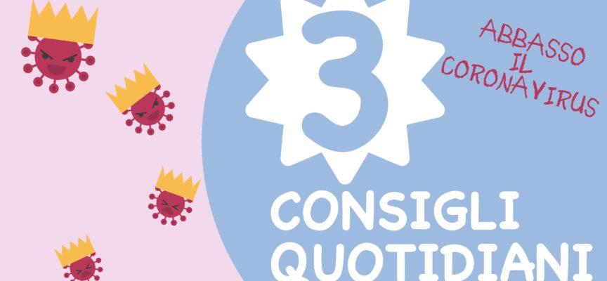 """""""Abbasso il Coronavirus"""", il video per i bambini della scuola primaria"""