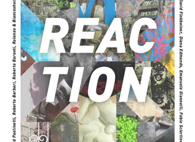 """REACTION domenica 7 giugno 2020 alla Galleria d'Arte OlioSuTavola arriva """"Ferrari F40"""" di Roberto Baronti"""