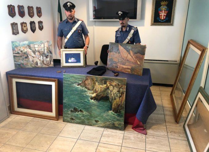 Rapinavano per rivendere l'oro: due arresti in Versilia
