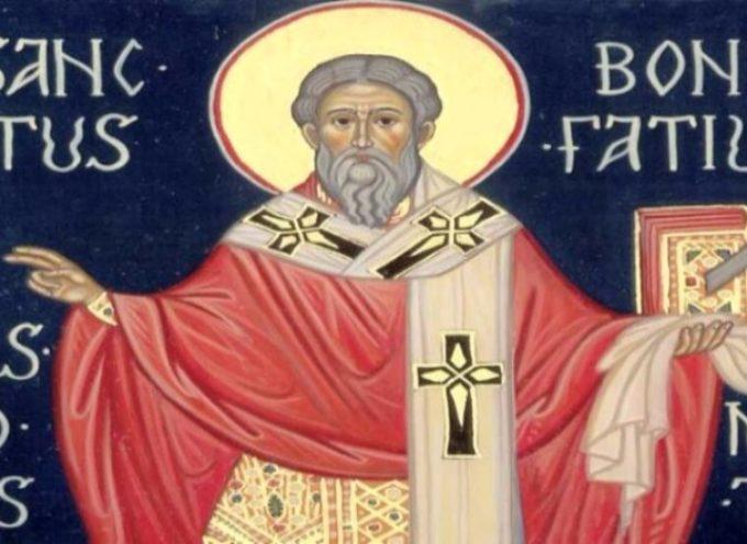 Il Santo del giorno, 5 Giugno: S. Bonifacio, l'apostolo della Germania