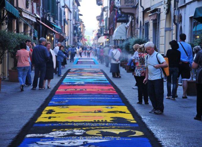I tappeti di segatura ai tempi del distanziamento sociale