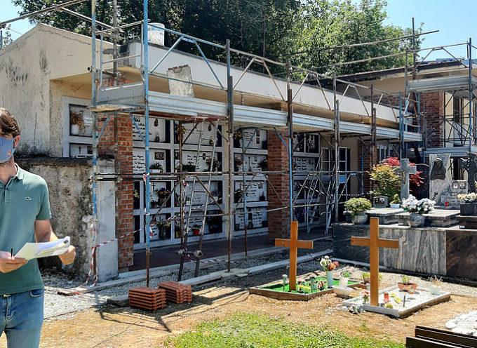Cimiteri, iniziati i lavori di manutenzione straordinaria a San Leonardo in Treponzio e Sant'Andrea di Compito