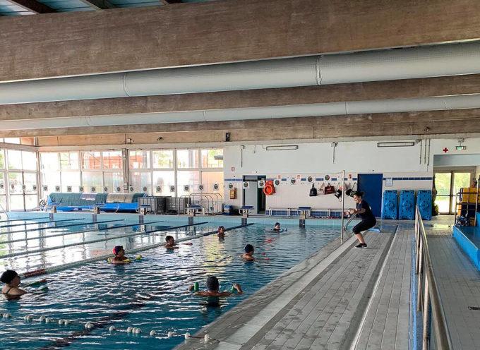 CAPANNORI – Piscina comunale, già tornate in vasca 700 persone