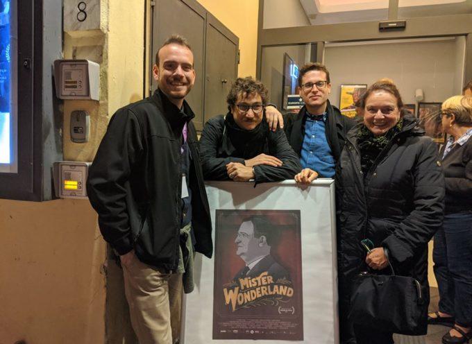 """""""Mister Wonderland"""", il documentario su Sylvester Z. Poli, emigrato da Lucca in America, esce nei cinema sulla piattaforma online del Cinemino@Home"""