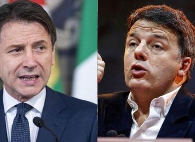 """Renzi fa traballare Conte: """"Questo non è più il mio governo"""""""