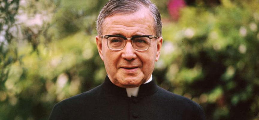 Il Santo del giorno, 26 Giugno: S. Josemaria Escrivà de Balaguer, fondatore dell'Opus Dei –Santi Giovanni e Paolo