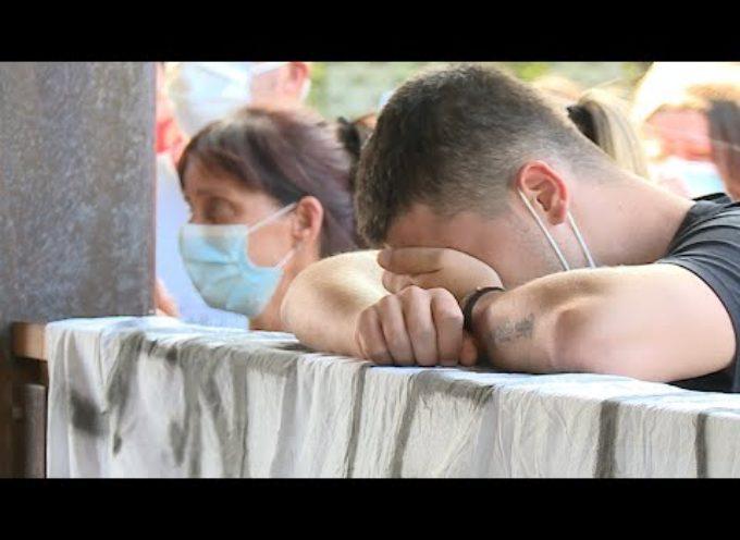 A Capannori è stato il giorno delle lacrime