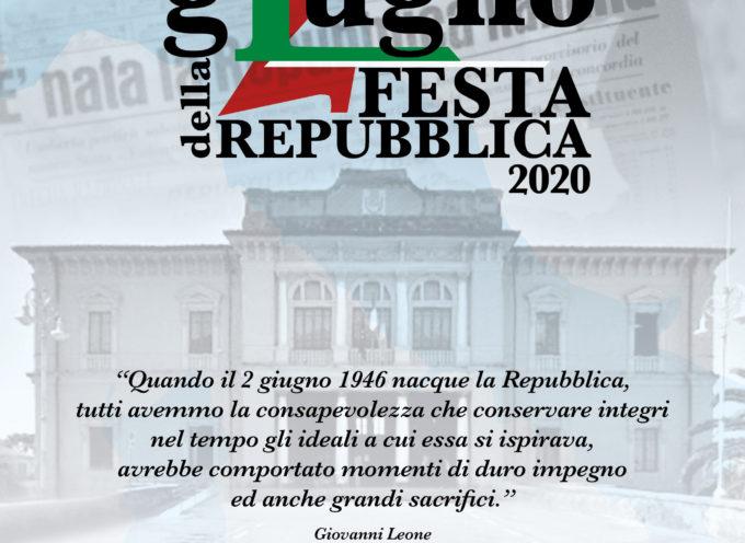 PIETRASANTA –  celebra  la Festa della Repubblica,