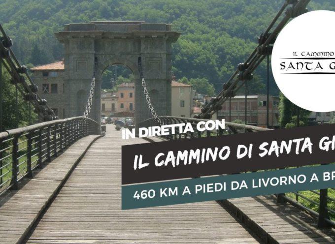 Il Cammino di Santa Giulia |DIRETTA|
