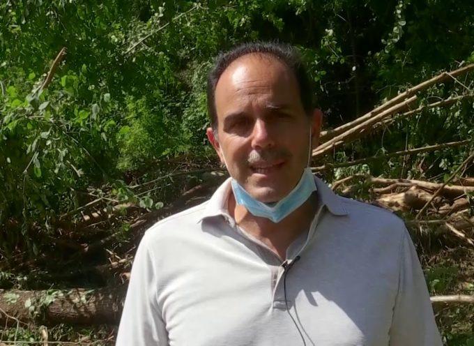 Nubifragio, danni anche a Barga; sarà chiesto alla Regione lo stato di emergenza