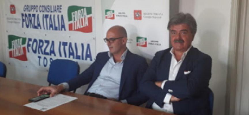 VIAREGGIO – Il Coordinatore provinciale degli Azzurri: «Non ne facciamo questione