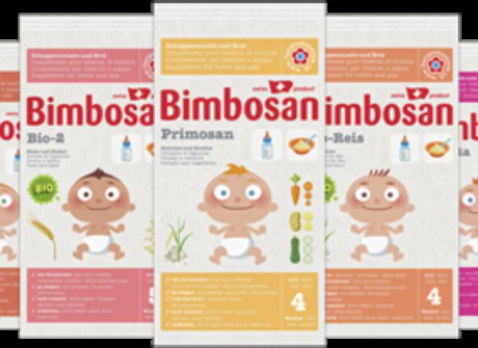 Enterobatteri negli alimenti a base di cereali Bimbosan.