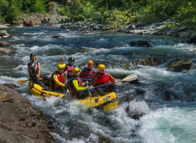 Rafting e non solo lungo i torrenti della Val di Lima
