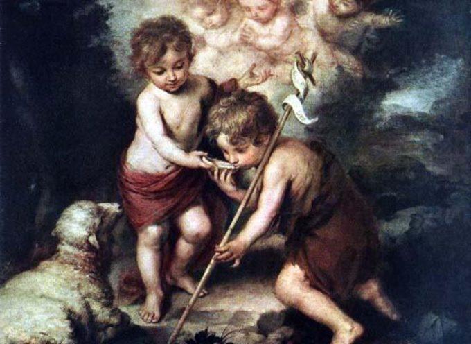 Il Santo del giorno, 24 Giugno: S. Giovanni Battista,