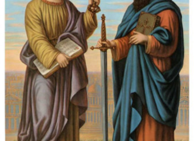 Il Santo del giorno, 29 Giugno: Santi Pietro e Paolo