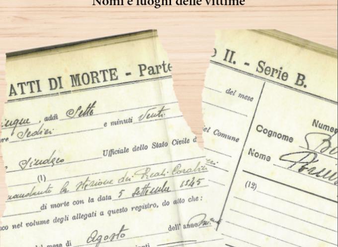 Il libro L'eccidio di Sant'Anna di Stazzema. Nomi e luoghi delle vittime di Giuseppe Vezzoni e Lorenzo Alessandrini è stato posto in prevendita