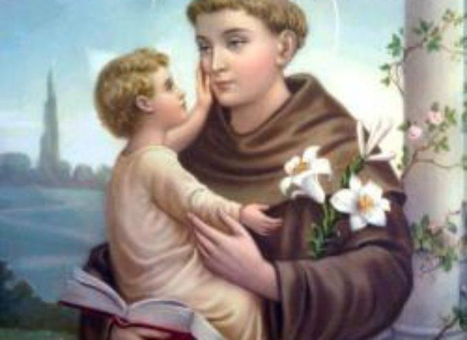 Il Santo del giorno, 13 giugno: Sant'Antonio da Padova