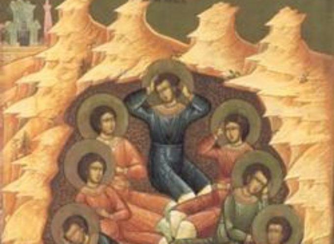 Il Santo del giorno, 27 giugno: I Sette dormienti di Efeso