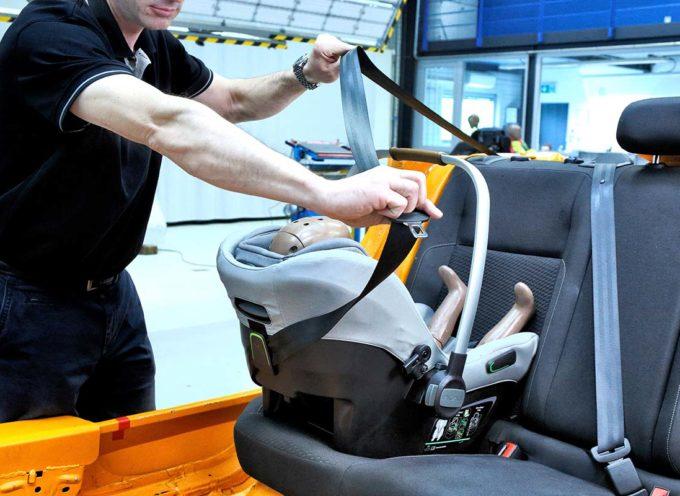 I migliori seggiolini auto per bambini 2020 secondo i crash test ADAC