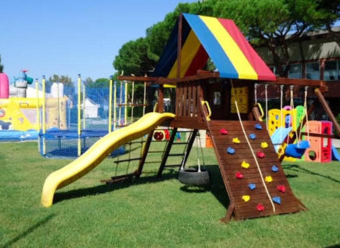 Pescia, riaprono tre parchi gioco per bambini