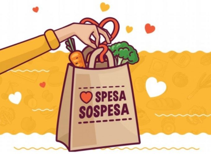 la Spesa Sospesa di Coop produce 810 euro di buoni spesa, saranno distribuiti a famiglie bisognose