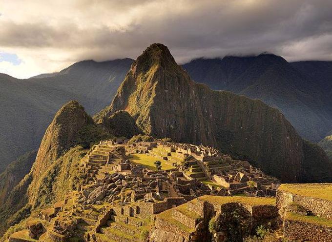 Il 24 luglio 1911 lo storico americano Hiram Bingham dell'università di Yale annuncia la scoperta del Machu Picchu (Perù),