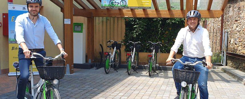 Bici elettriche gratuite per tutti a Capannori: