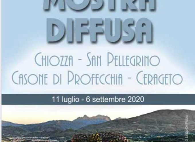 La mostra diffusa sarà inaugurata sabato 11 luglio alle ore 17 presso la Chiesa di San Bartolomeo a Chiozza