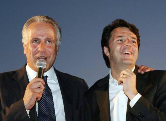 Lucca: La riunione degli iscritti di Italia Viva.
