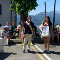 Premiazione scalata Castiglione San Pellegrino