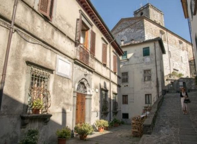 Palazzo Vincenti – Puccinelli.. a Coreglia