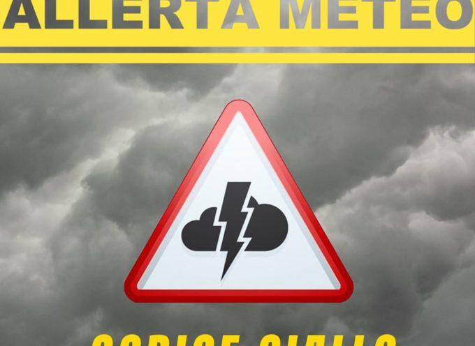 PIETRASANTA – Si comunica emissione bollettino criticità regionale CODICE GIALLO