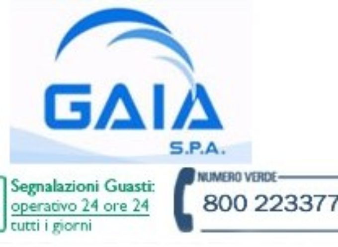 GAIA: Lavori di manutenzione sull'impianto dell'acquedotto servente l'intera frazione Montefegatesi.. a Bagni di Lucca