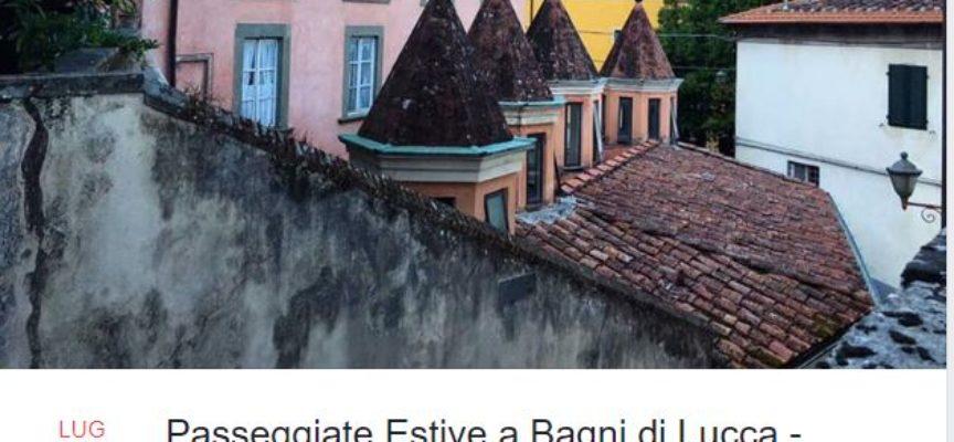 Passeggiate Estive a Bagni di Lucca