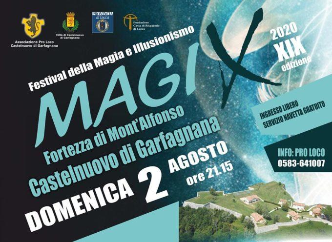 Ecco a voi la platea di MagiX 2020 in Fortezza di Mont'Alfonso