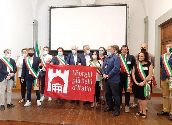 È nata l'associazione regionale dei Borghi più belli d'Italia in Toscana.