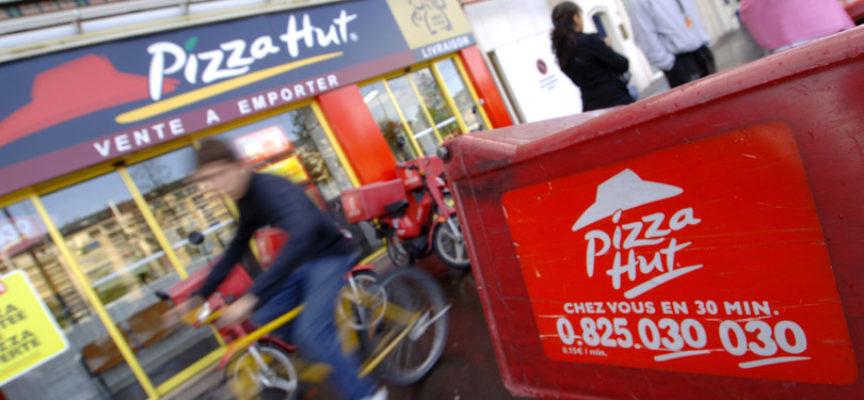Il Covid si mangia Pizza Hut,il colosso americano dichiara bancarotta