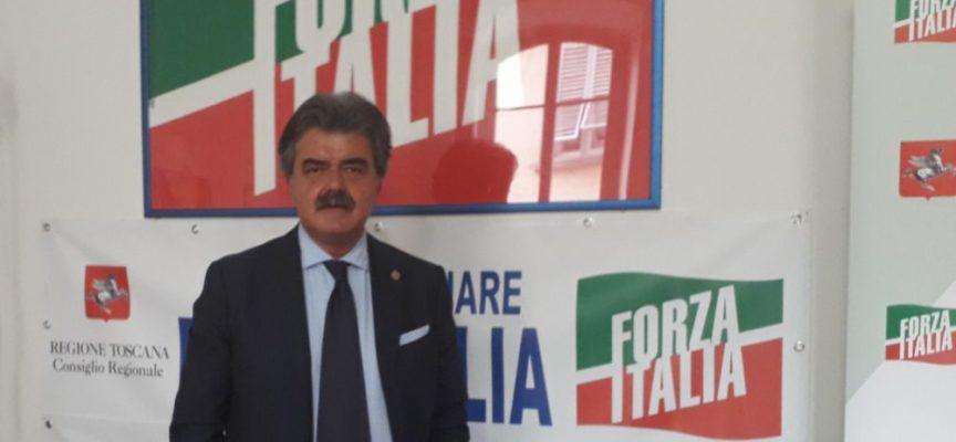 Massarosa, Marchetti (FI): «Da Ghiara poche idee e ben confuse. Inadatto a stare in politica e anche a fare il bene dei cittadini»