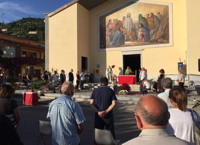 Intensa e commossa partecipazione a Ripa per l'ultimo saluto a Paolo Costa